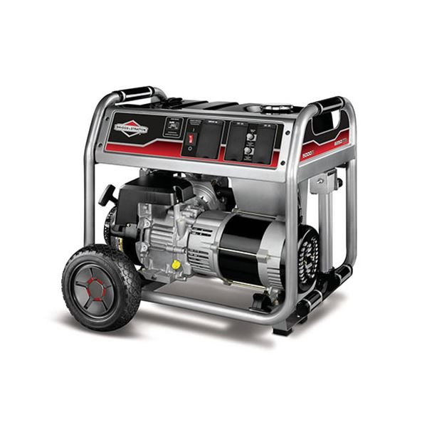 American Pride Power Equipment Zanesville Ohio USA Briggs & Stratton 5000 Watt Portable Generator 30713