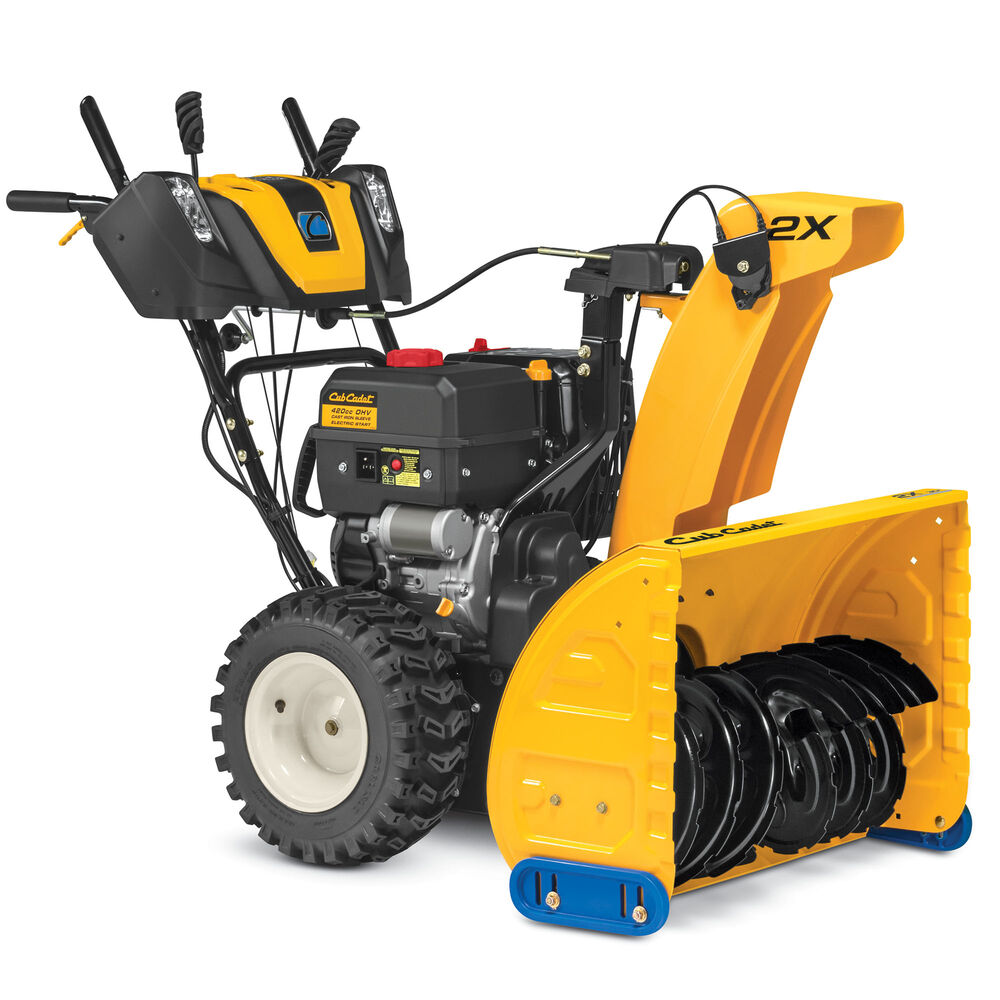 American Pride Power Equipment Zanesville Ohio USA Cub Cadet Snow Thrower 2X30 HP