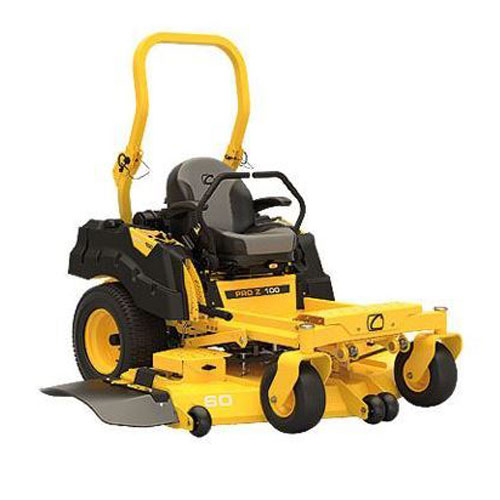 American Pride Power Equipment Zanesville Ohio USA Cub Cadet PRO PROZ 160L KW