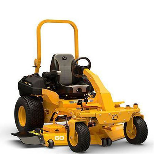 American Pride Power Equipment Zanesville Ohio USA Cub Cadet PRO PROZ 972S KW