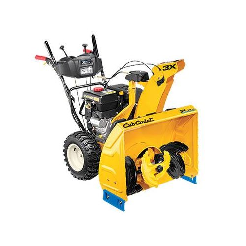 Cub Cadet Snow Thrower 3X 30 HD