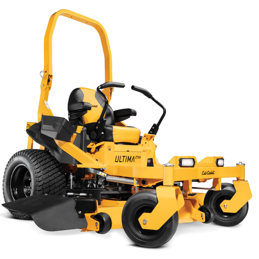 American Pride Power Equipment Zanesville Ohio USA Cub Cadet ULTIMA ZTX SERIES Zero Turn Mower ULTIMA ZTX4 60