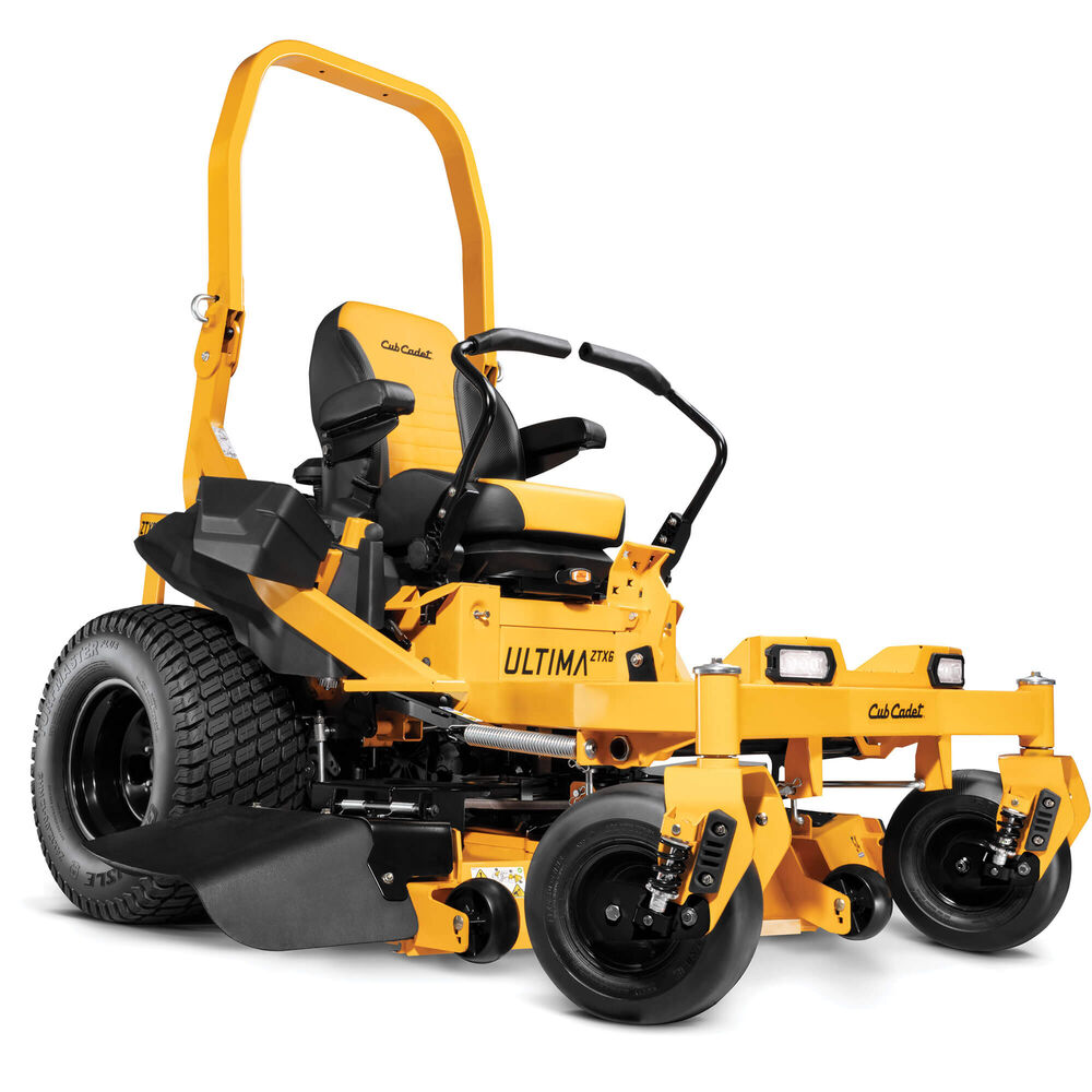 American Pride Power Equipment Zanesville Ohio USA Cub Cadet ULTIMA ZTX SERIES Zero Turn Mower ULTIMA ZTX6 54
