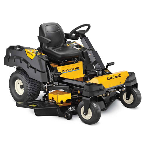 Cub Cadet Zero Turn ZForce S48