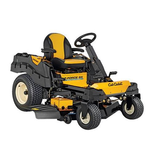 Cub Cadet Zero Turn ZForce SX48