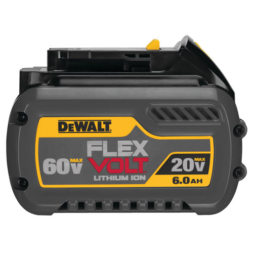 De Walt 20V 60V MAX FLEXVOLT 2 AH 6 AH Battery