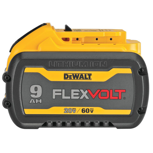 De Walt 20V 60V MAX FLEXVOLT 3 AH 9 AH Battery