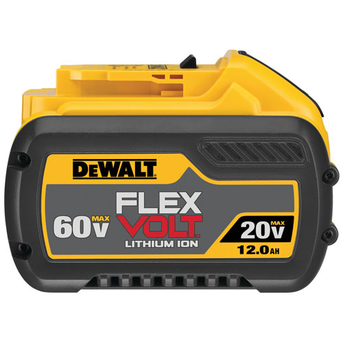 American Pride Power Equipment Zanesville Ohio USA De-Walt 20V/60V MAX* FLEXVOLT 4 AH / 12 AH Battery DCB612