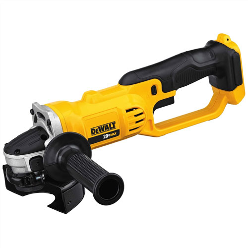American Pride Power Equipment Zanesville Ohio USA De-Walt 20V 4.5 INCH Angle Grinder - Bare Tool DCG412B