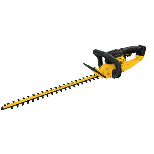 DeWalt 20V MAX Lithium Ion Hedge Trimmer Bare Tool