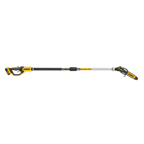 DeWalt 20V MAX XR 8 in Cordless Pole Saw Kit