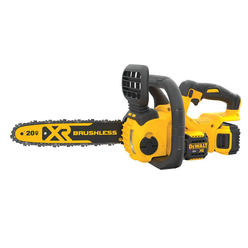 DeWalt 20V MAX XR Compact 12 in Cordless Chainsaw Kit