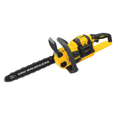 American Pride Power Equipment Zanesville Ohio USA DeWalt 16 INCH Cordless Chainsaw DCCS670X1