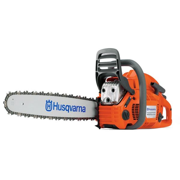 American Pride Power Equipment Zanesville Ohio USA Husqvarna Chainsaw 455 RANCHER