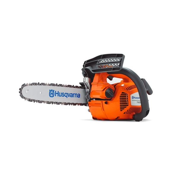 American Pride Power Equipment Zanesville Ohio USA Husqvarna Chainsaw T435